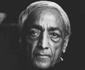 Krishnaji ritratto