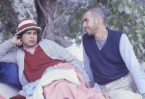 Sri Babaji ed io 1982